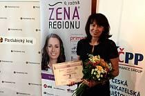 Dana Hubálková ze Žamberka, Žena regionu 2018