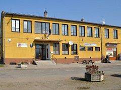 Radnice v Černé u Bohdanče