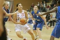 BK Pliska Studánka Pardubice – DSK Basketball Karlín 71:60