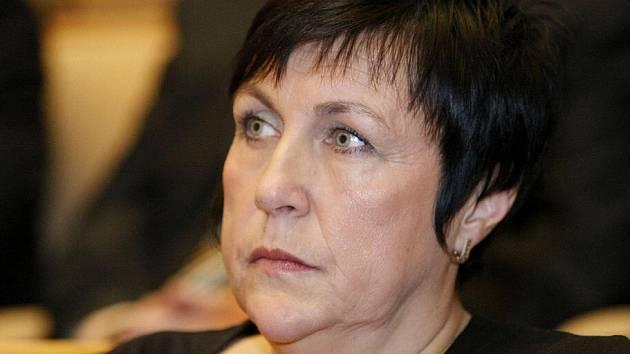 Štěpánka Fraňková, primátorka Pardubic