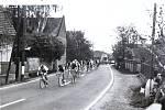 V roce 1973 projel obcí peloton Závodu míru. Pro tuto událost byla v obci vybudována nová silnice.