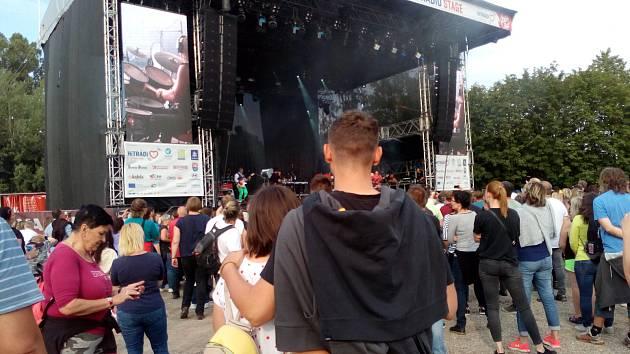 V pátek na pardubickém závodišti začal festival Létofest.