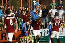 TJ Sokol Živanice - AC Sparta Praha 1:3