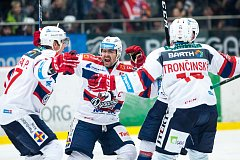 Extraliga hokej Mountfield Hradec Králové vs. Pardubice