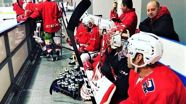 Hokejisté Dynama v Polsku