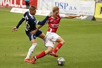 FORTUNA:LIGA - 12. kolo: FK Pardubice - FC Fastav Zlín