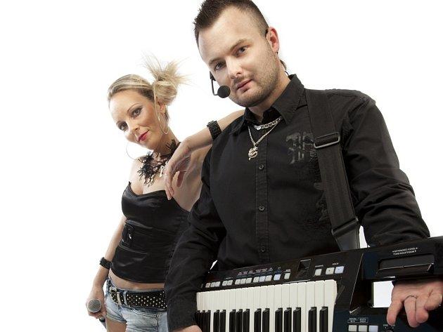 Helena Hamplová a Petr Dvořák