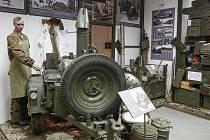 Součástí oslav 15. výročí vzniku 14. brigády logistické podpory bylo slavnostní otevření Muzea logistiky v areálu kasáren Letiště Pardubice.