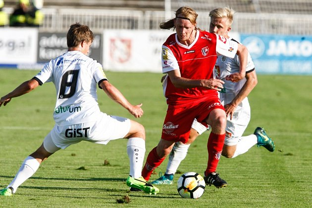 Hradec Králové – Pardubice 2:1