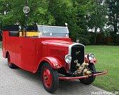 Praga RN vyrobená v roce 1934 se zachovala jako jediná svého druhu a díky volečským hasičům a přibyslavskému muzeu neskončila ve šrotu.