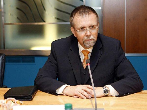 Radko Martínek, hejtman Pardubického kraje