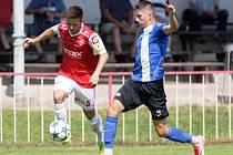 Fotbalová příprava, Pardubice - Liberec juniorka