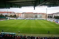 Utkání Pardubice - Slovácko se tento pátek v Ďolíčku hrát nebude.