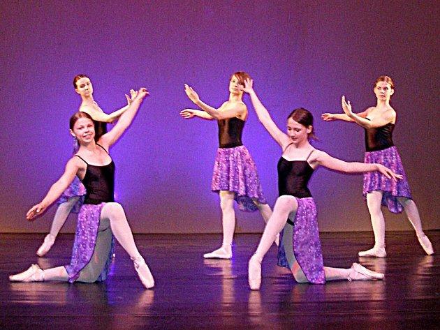 Baletní variace Pavana