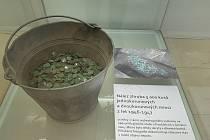 Východočeské muzeum v Pardubicích vystavilo korunové poklady.
