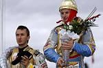ZLATÁ PŘILBA 2009. Rune Holta, norský plochodrážník s polským pasem, se stal vítězem 61. ročníku Zlaté přilby města Pardubic, která se jela v neděli na svítkovském plochodrážním oválu.