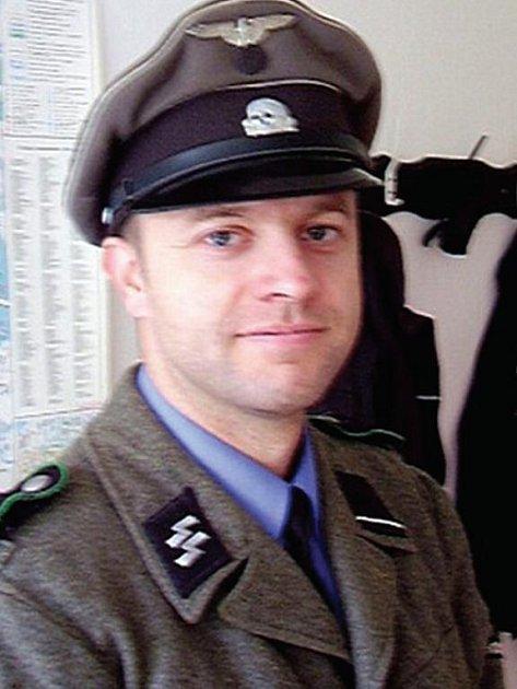 Strážník Michal Kašpar