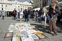 Ukázky kultur národů z celého světa na Pernštýnském náměstí