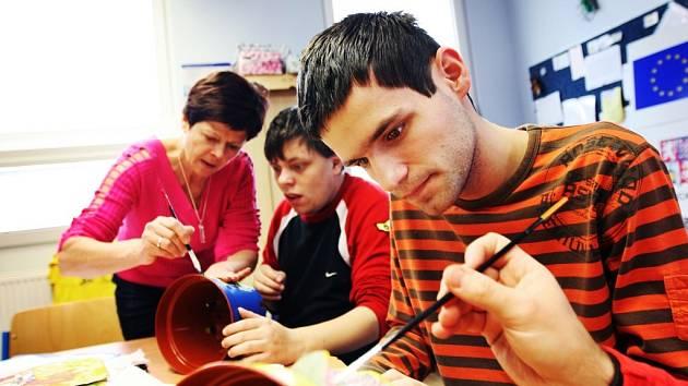 Zájemci mohli poznat Praktickou školu a také Tranzitní program