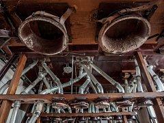 Unikátní školní mlýn. Neocenitelná učební pomůcka pro budoucí mlynáře se nachází v budově Střední průmyslové školy potravinářství a služeb na náměstí Republiky.