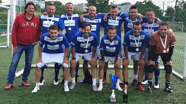 STŘÍBRO. FC Laguna skončila druhá