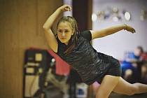 Eliška Krummerová se stala vicemistryní v singlech na MEJ v Tilburgu.