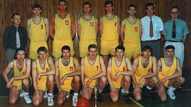 BHC SKP Pardubice -  vítěz Českého poháru 1994