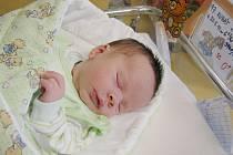 Jiří Kubát se narodil 20. května v 6:23 hodin. Měřil 53 centimetrů a vážil 3940 gramů. Maminka Veronika a tatínek Jiří jsou z Chrudimi.