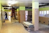 Rekonstrukce iktového centra v pardubické nemocnici
