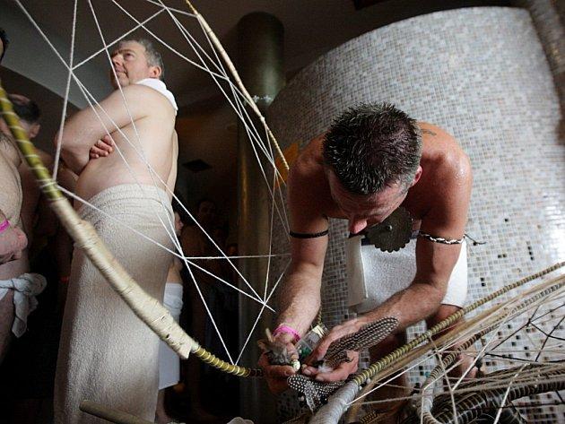 Saunafest v Dřítči
