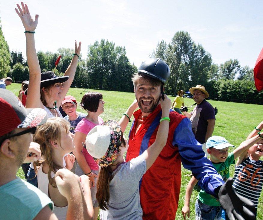 Letní sportiáda školy Svítání.