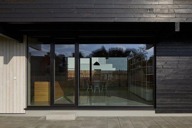 O cenu za architekturu soutěží Dům v plotě.