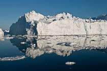 Ledovec, kra - ilustrační foto.