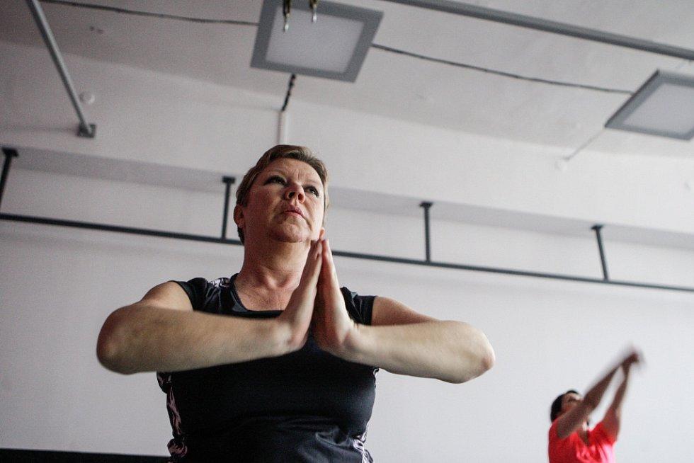 Jana Nermuťová je poslední z naší čtveřice soutěžících. Jak jí to šlo na Power józe?