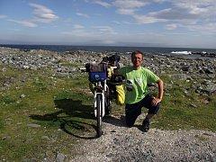 Z cesty na sever - Norsko.