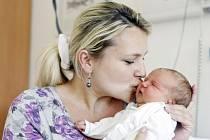 Jan Ledvinka se narodil 1. září ve 12:50 hodin rodičům Janě a Václavovi. Po porodu vážil 4060 gramů a měřil 55 centimetrů. Na bratříčka se těší malý Václav (3).  Rodina pochází z Pardubic.
