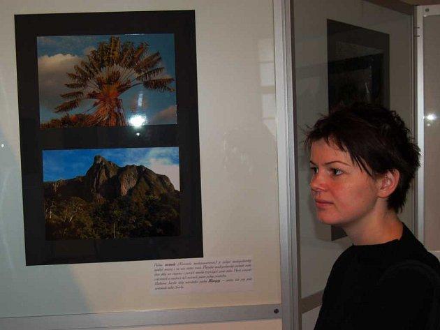 Lemberkovy fotografie Madagaskaru byly i na pardubickém zámku