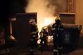Vyšetřovatelé hasičů spolu s policisty prošetřují sérii požárů, které během posledních tří měsíců vypukly na jednom z pardubických sídlišť.