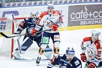 Hokejová extraliga: Pardubice - Liberec