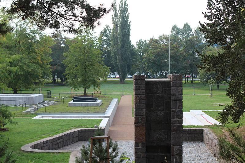 Rekonstrukce pardubického Památníku Zámeček se chýlí ke konci. Slavnostní otevření je naplánováno na konec října.