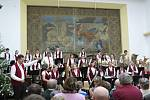 Koncert v Dolní Rovní.