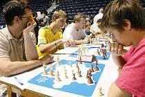 Sobotní den na Czech Open 2010