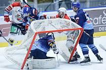 Hokejová extraliga - 34. kolo: Pardubice - Kladno