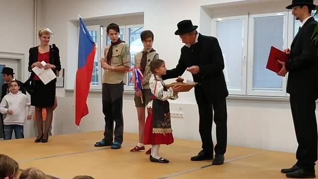 Masaryk, swing, krasopis i cvičení s bratrem Tyršem.