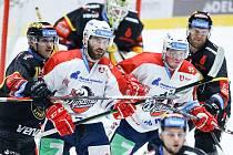Hokejová extraliga: Pardubice - Litvínov 3:4