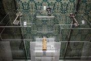 Raritními kousky, které se z trezoru vyjímají jen výjimečně, jsou například originály klíčů od Opatovického kláštera.