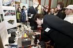 Festival vědy a techniky pro žáky základních škol v Pardubicích