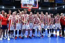 Prvenství v Alpe Adria Cupu obhajují pardubičtí basketbalisté.