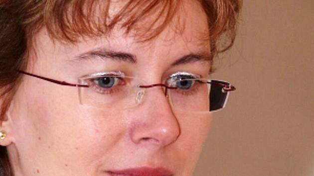 Žena regionu Jitka Bulvová.