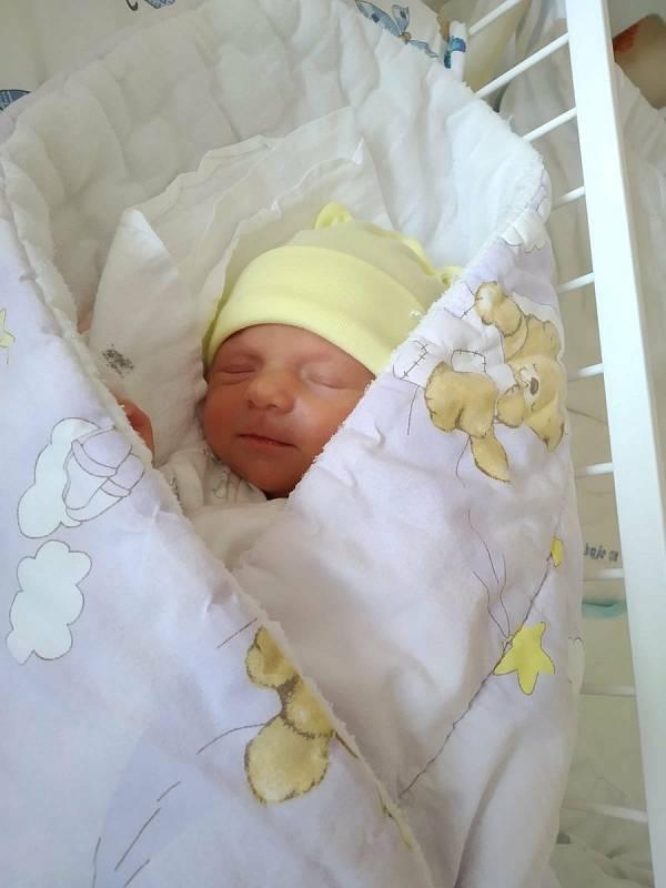 Anna Cemperová se narodila 9. 3. 2021 v 10:30 hodin. Vážila 2620 g a měřila 48 cm. S tatínkem Martinem a maminkou Adélou bude bydlet v Žumberku.